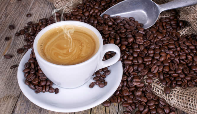 Hämorrhoiden Kaffee