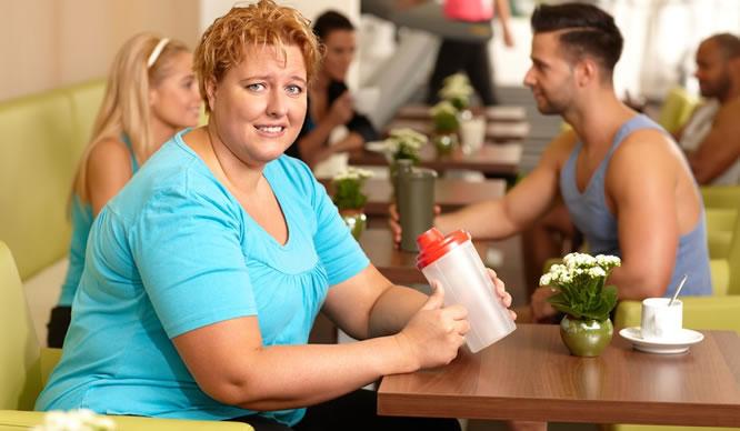 Übergewicht erhöht das Risiko für Diabetes und Darmkrebs.