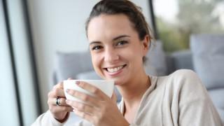Eine Teekur hilft beim Abnehmen.
