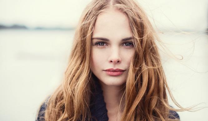 Mit schönen Haaren setzt man eine Signalwirkung nach außen.