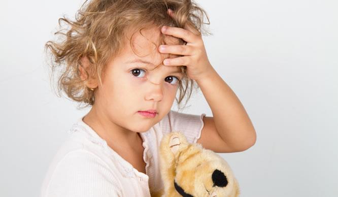 Kinder erkranken schnell an Madenwürmern.