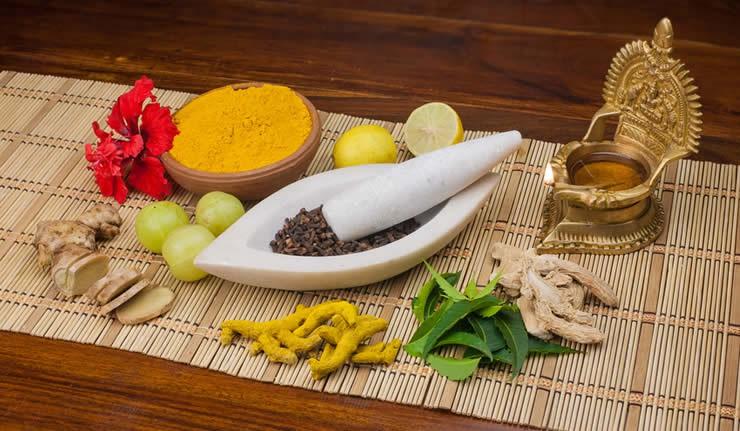 Im Ayurveda entgiften Sie Ihren Körper auf natürliche Weise