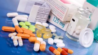 Eine Reihe verschiedener Arzneimittel