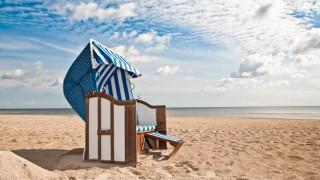 An der Nordsee sind die heilklimatischen Bedingungen ideal.
