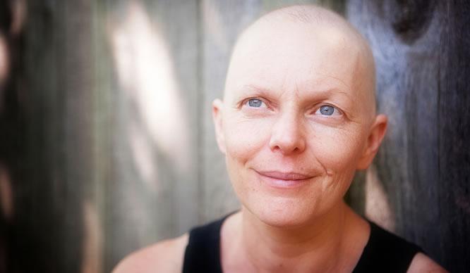 Ein zufriedener Krebs-Patient