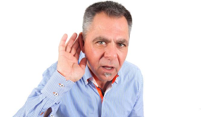 Mit einem Hörsturz ist nicht zu spaßen.