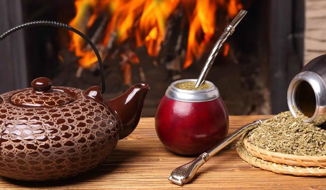 Die Erfindung des Mate-Tees beruht auf einer Legende.