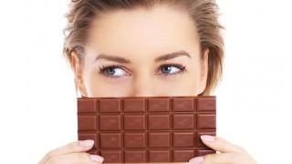 Ein bisschen Schokolade macht nicht gleich fett.