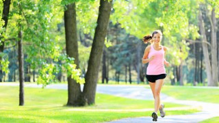 Laufen ist das beste Ausdauertraining