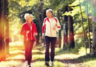 Ausdauersport wie Joggen hält das Herz fit
