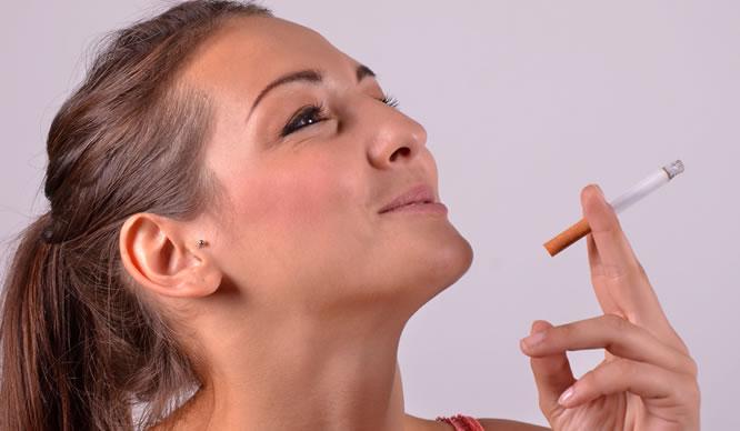 Rauchen gefährdet das Herz.