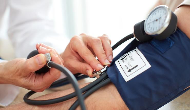 Bluthochdruck kann zu Herzschwäche führen