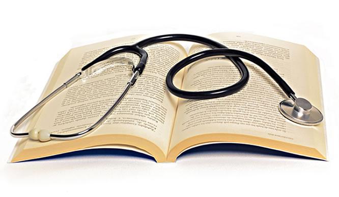 Fachbegriffe aus dem Bereich Medizin verständlich erklärt.